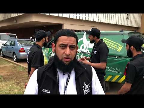 HD | Slice4Life Project in South Africa | JAN 2018 | Al-Imdaad Foundation UK