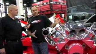 Nelson Racing Engines SEMA 2008 V8TV-Video