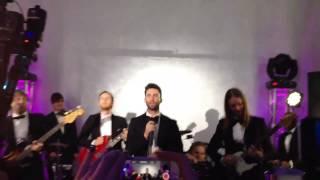 """Maroon 5 """"Sugar"""" Wedding Crashers"""