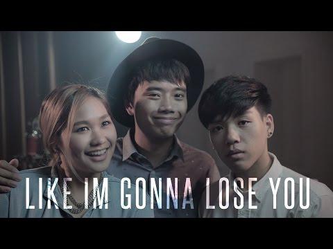 Like I'm Gonna Lose You - Meghan Trainor | BILLbilly01 ft. Preen and Ponjang Cover