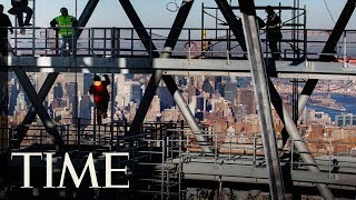 Rise: The Story Of The Ironworkers Who Built 1 World Trade Center After The 9/11 Attacks | TIME