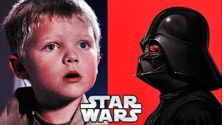 Darth Vader's Thoughts on the YOUNGLINGS Anakin Killed - Star Wars Explained