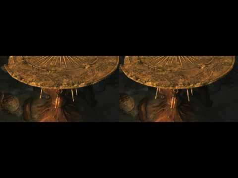 Tomb Rider: Underworld Stereoscopic 3D Video