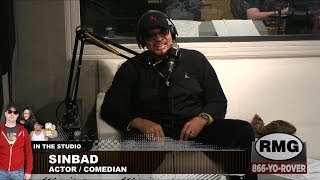 Sinbad talks about his marriage, bullying and bankruptcy