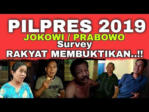 Pilih Pak JOKOWI Atau Pak PRABOWO Di Pilpres 2019