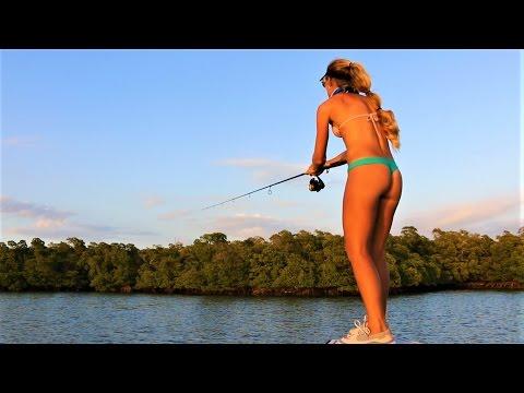 GIANT 100lb Tarpon Battle Fishing the Florida Everglades!