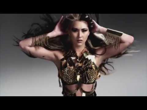 America's Next Top Model Cycle 21 Rockstar Backdrop Hair Flip commercial