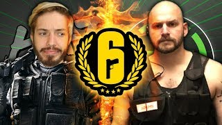 The Achievement Hunter Face Off | Rainbow 6 Siege #1
