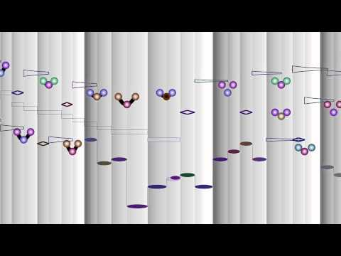 Bach, Three-part Invention #4, D minor (Sinfonia), BWV 790