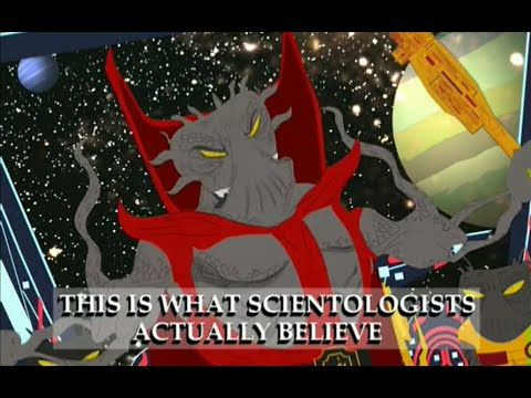 South Park - What Scientologists Actually Believe