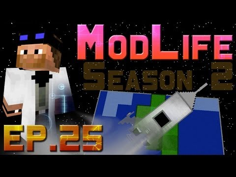 Temporary Oxygen System | Mod Life (SpaceLife) S2E25 Phase-2