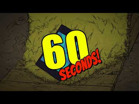 60 Seconds! Atomic Adventure store video