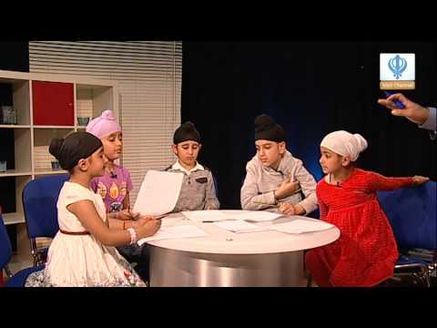Learn Gurmukhi with Kids - Episode 6