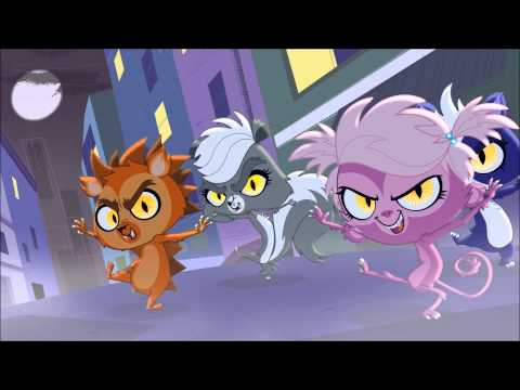 Lps Wolf-I-Fied Cover HD