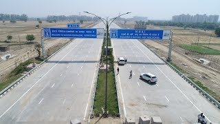 Ride on Eastern Peripheral Expressway on full speed part-3