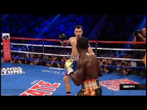 Terence Crawford's P4P Test Will Be in the Welterweight (177lb) Division ... Precise Presenter
