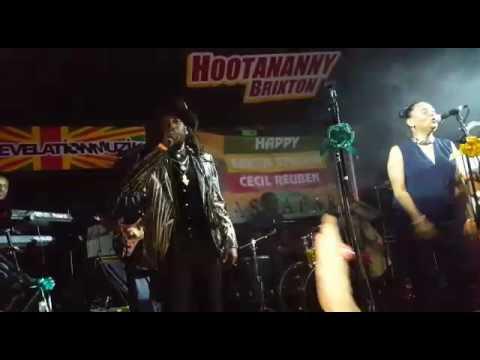 19 April  BOOM DONOVAN RECORDING ARTIST FROM KINGSTON JAMAICA  performance