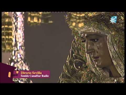Esperanza de Triana en Campana 2014- Madruga de Sevilla 2014