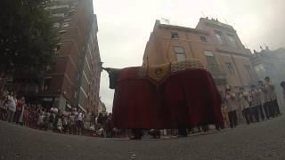 SANTES 2015 | LA PASSADA | BALL DE LA MOMEROTA