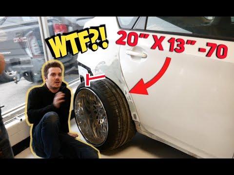 DIESEL-Swapped, Stanced Prius Build ?!