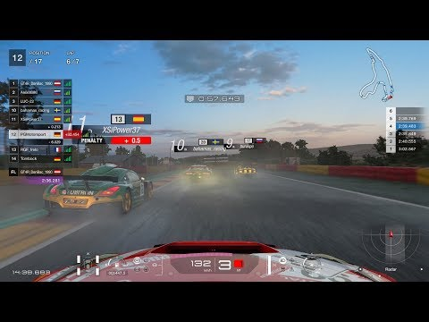 Gran Turismo™SPORT | Daily Race 1223 | Spa-Francorchamps | Nissan GT-R GT3 | Onboard