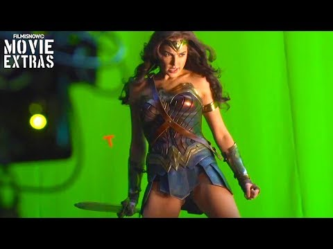Wonder Woman | All Release Bonus Features [Blu-Ray/DVD 2017]