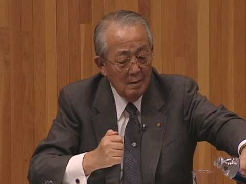 Kazuo Inamori: A Conversation on Business Innovation and Philosophy