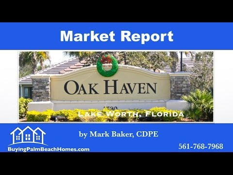 Oak Haven Lake Worth FL Houses for Sale Report