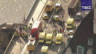 Трое погибли, 20 человек пострадали при теракте в Лондоне, нападавший уничтожен