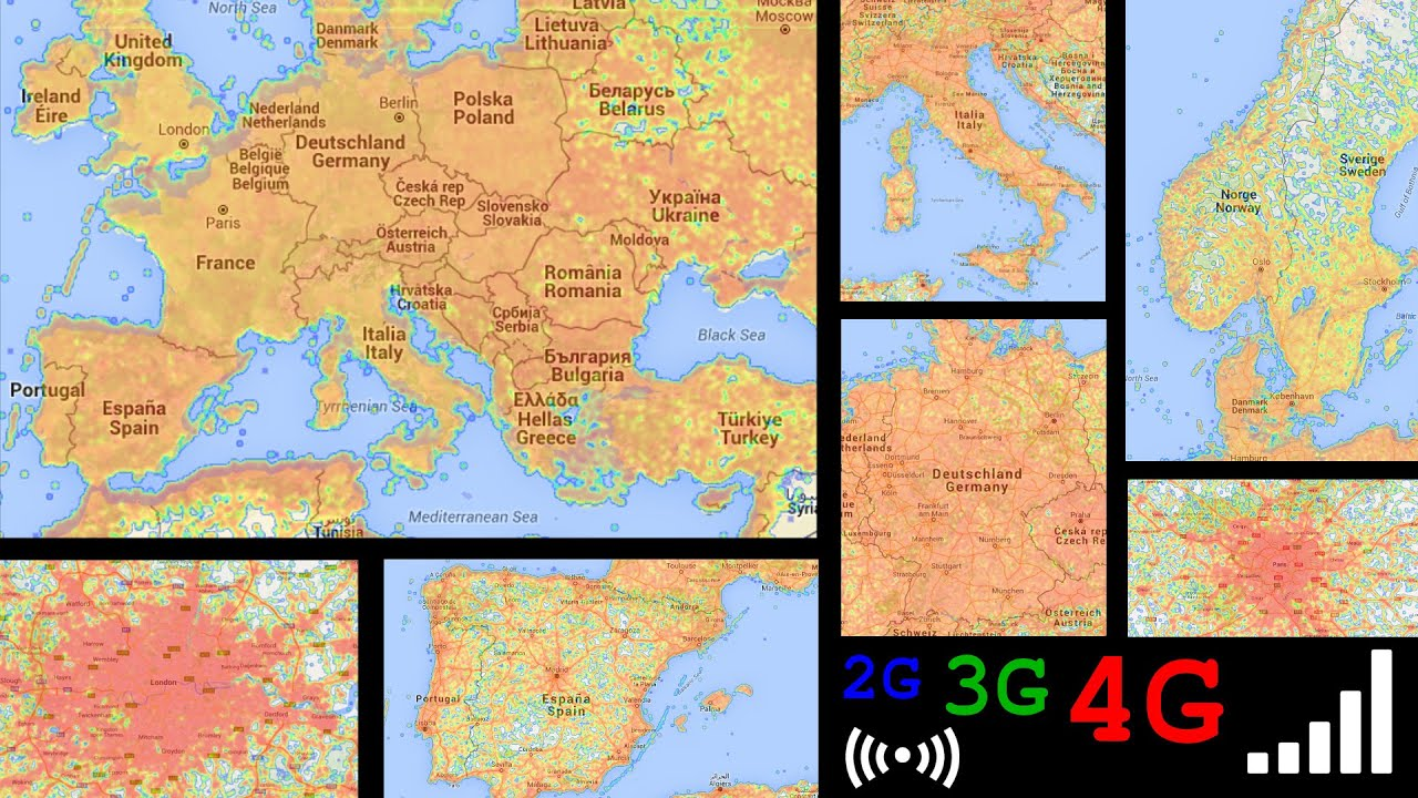 Europe LTE 4G 3G 2G signal coverage - Germany England Italy ... on sprint 4g coverage map, sprint 4g lte roll out map, 4g internet map, lte coverage map, t-mobile 4g lte map, sprint 4g towers map, all 4g coverage map, 4g network map,