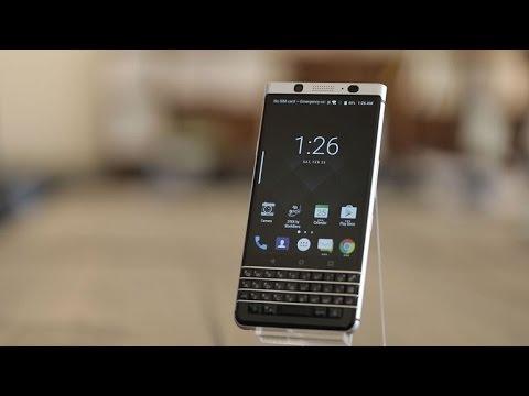 El BlackBerry KeyOne: Un Android con teclado físico y buena cámara