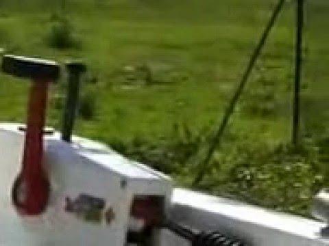 κατασκευη τιμονιερας σε μικρη βαρκα ΑV2