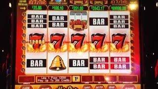 Ballys Hot Shot Progressive Touch Screen Slot Machine @ Westfieldslots.com