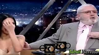 Jô Entrevista Atriz de Filmes Adultos Mônica Mattos [TOSSIDA AO VIVO]