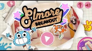 The Amazing World of Gumball Elmore Breakout Free online games for children