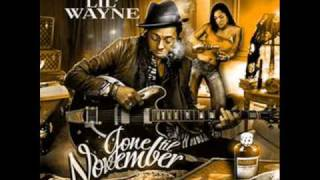 Lil Wayne The bussiness ft t-pain - Gone Till November (NEW)