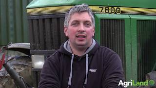 AgriLand chats to Tom Carrigan about his John Deere 7800