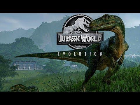THE HERRERASAURUS IN JURASSIC WORLD: EVOLUTION!! Dinosaur DLC Spotlight! |