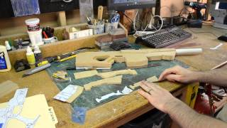 Building Replica Guns From MDF - In The Shop With Punished Props