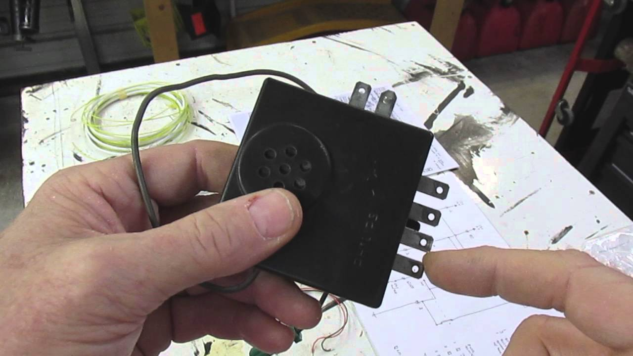 Building a Key Alarm, Seat Belt Warning and Head Light Reminder for a 1978 Corvette, Part 1 ...