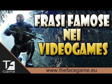 Mi Chiamano Prophet Frasi Famose Nei Videogames 4 Youtube