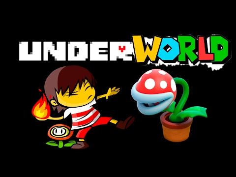 Underworld - Mario No Undertale?