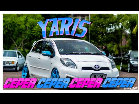 Toyota Yaris Trd Putih Grand New Veloz Modifikasi Kumpulan Old Keren Youtube