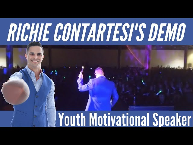 Youth Motivational Speaker (Must See!!) | 5'7