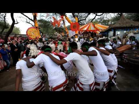 Nagpuri or Karma Folk Dance from Jharkhand