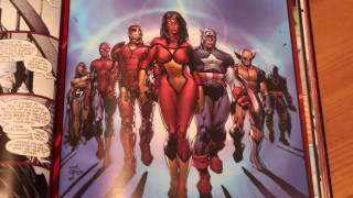 Omnibus of the Week: New Avengers Vol. 1 by Brian Michael Bendis