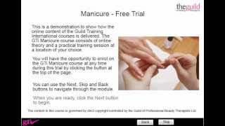 GTi Manicure Free Trial