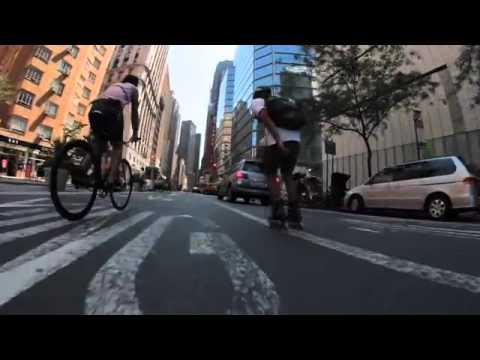 NYC Urban Skating - Ariel Surun