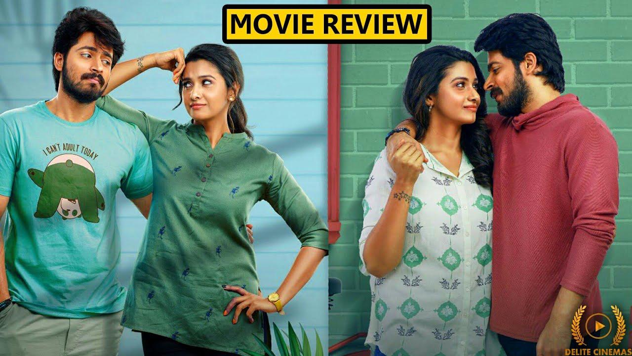 """Oh Manapenne"" (2021) படம் பார்க்கலாமா l Harish Kalyan l Priya Bhavani Shankar l By Delite Cinemas"