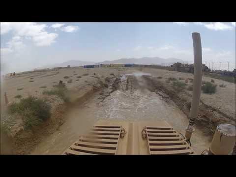 Cougar MRAP Testing